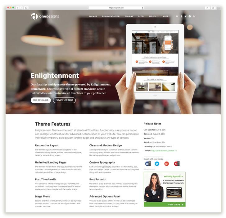 Top 5 mejores plantillas gratis de WordPress para construir sitios ...